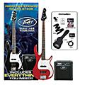 Peavey Max Electric Bass Value Pack Black