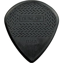 Dunlop Max Grip Jazz III Carbon Fiber Guitar Picks - 24-Pack