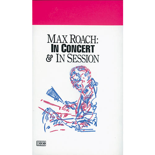 Alfred Max Roach In Concert and In Session Video