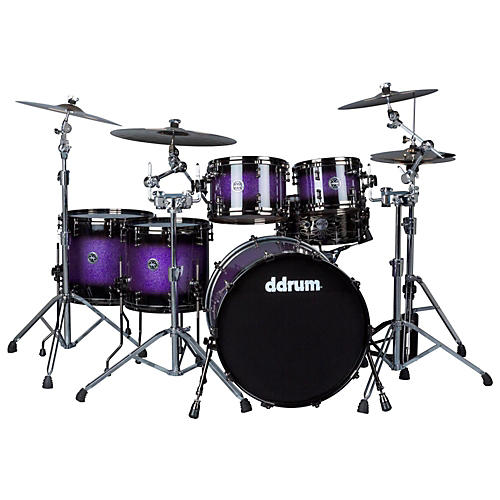 Ddrum Max Series 5-Piece Maple Alder Shell Pack-thumbnail
