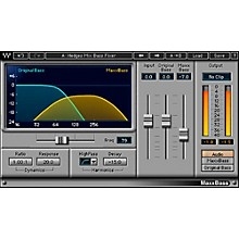 Waves MaxxBass Native/TDM/SG Software Download