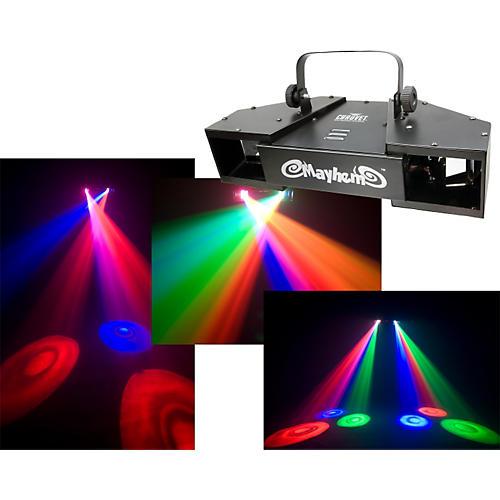 CHAUVET DJ Mayhem - Rotating LED Scanner