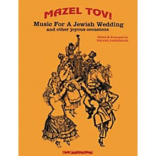 Tara Publications Mazel Tov! Music for A Jewish Wedding