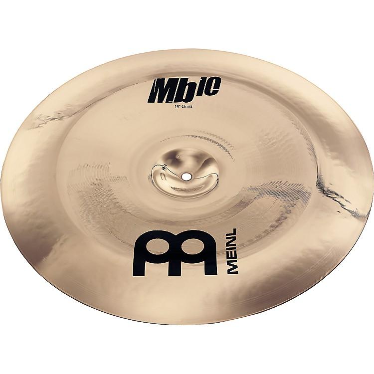 MeinlMb10 China Cymbal19