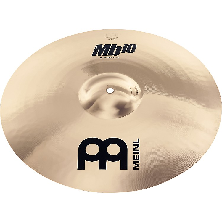 MeinlMb10 Medium Crash Cymbal16