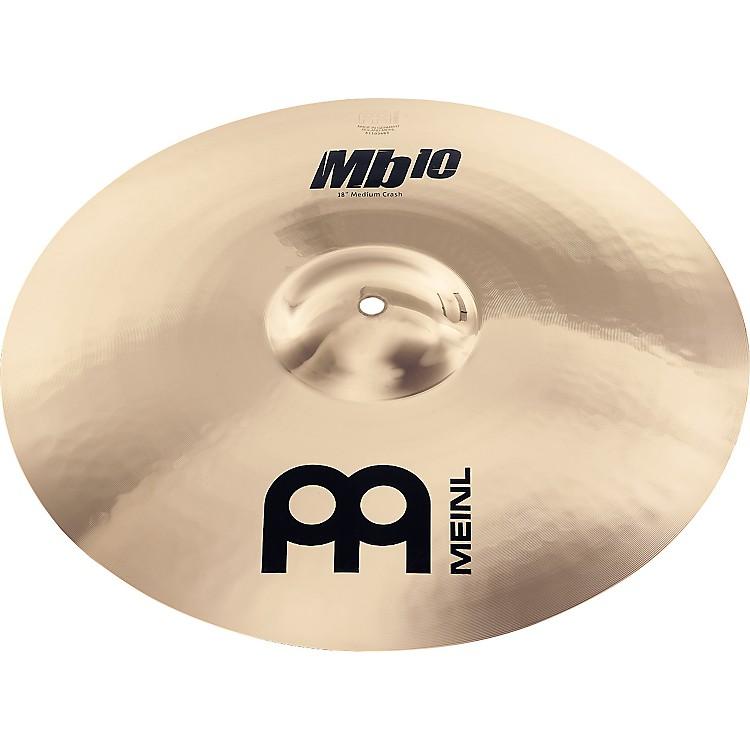 MeinlMb10 Medium Crash Cymbal15