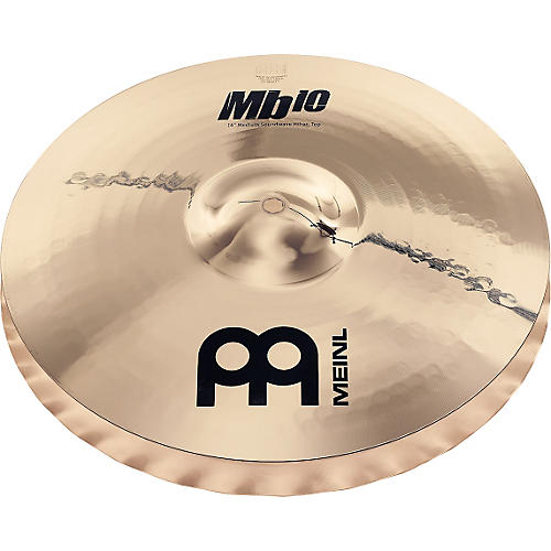 Meinl Mb10 Medium Soundwave Hi-Hat Cymbals 14 in.