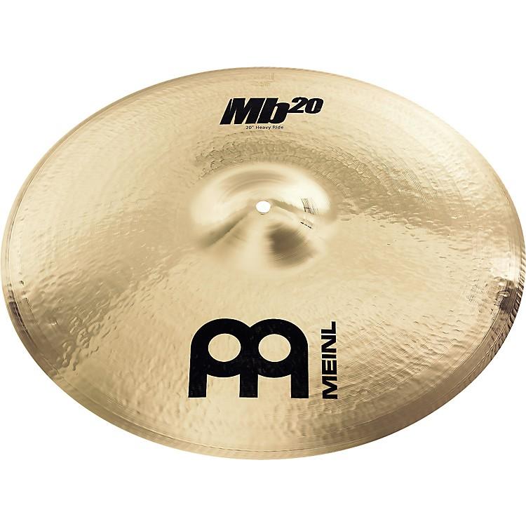 MeinlMb20 Heavy Ride Cymbal
