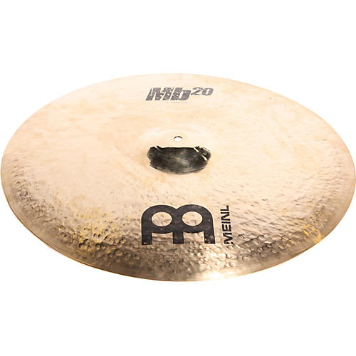 Meinl Mb20 Heavy Ride Cymbal 22 in.