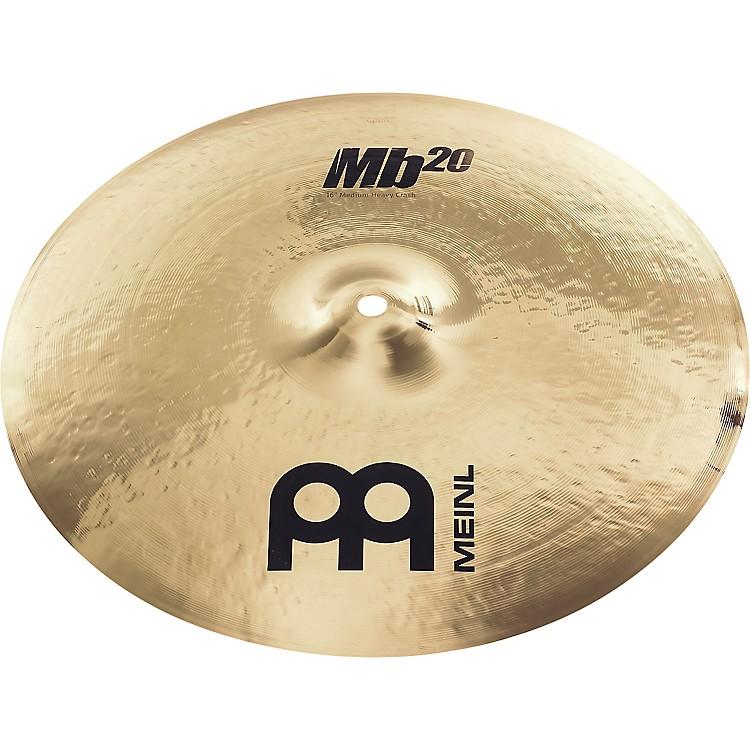 MeinlMb20 Medium Heavy Crash Cymbal16 IN