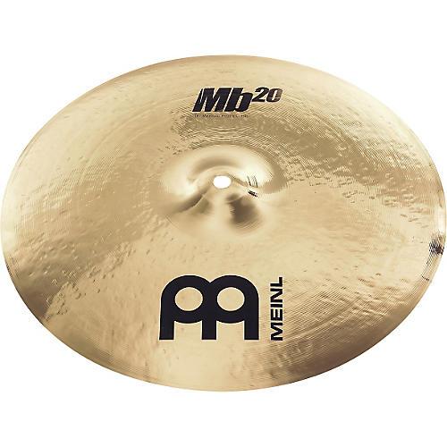 Meinl Mb20 Medium Heavy Crash Cymbal 16 in.