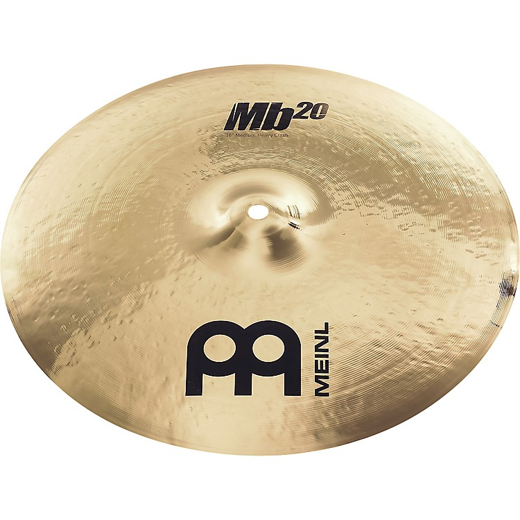 meinl mb20 medium heavy crash cymbal musician 39 s friend. Black Bedroom Furniture Sets. Home Design Ideas