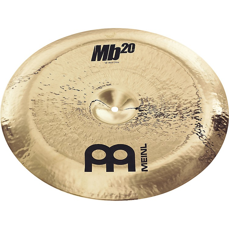 Meinl Mb20 Rock China Cymbal 18 Inch