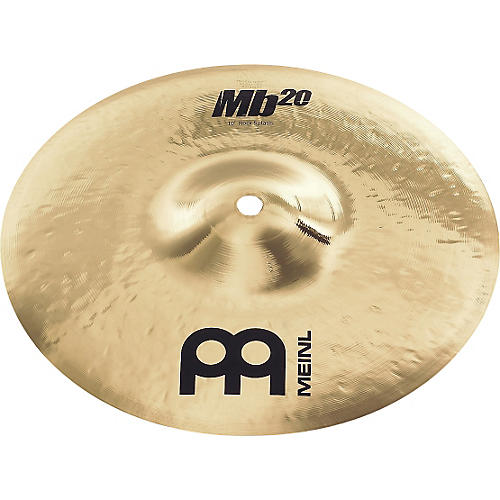 Meinl Mb20 Rock Splash Cymbal 10 in.