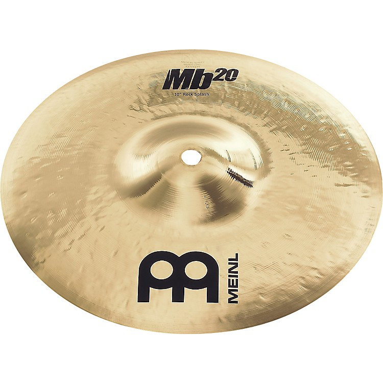 Meinl Mb20 Rock Splash Cymbal 12