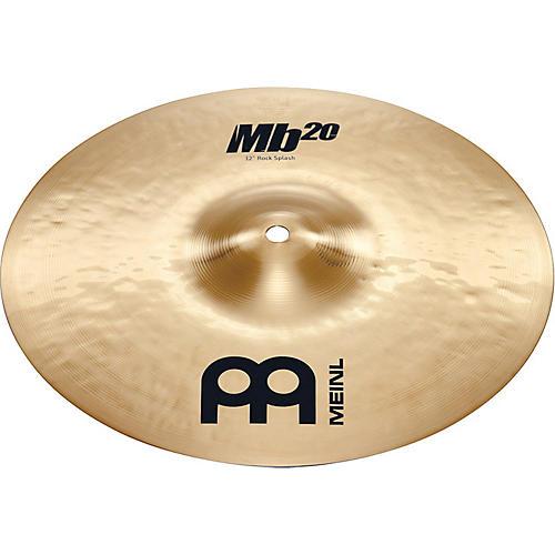 Meinl Mb20 Rock Splash Cymbal 12 in.