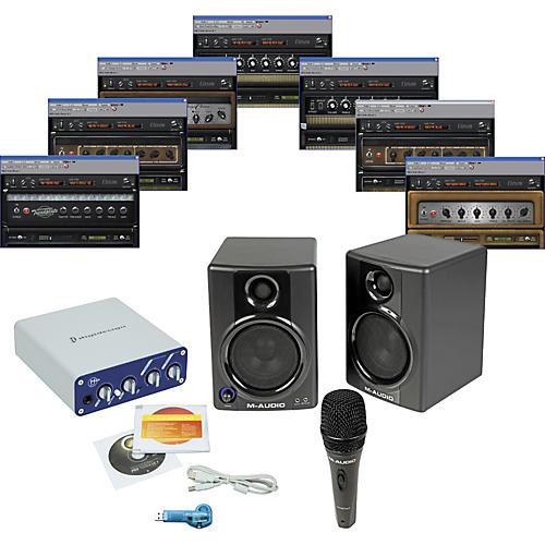 Digidesign Mbox 2 Mini Studio Bundle 2008