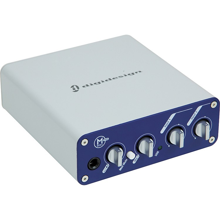 digidesign mbox 2 mini musician 39 s friend