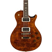PRS McCarty SingleCut 594 with Pattern Vintage Neck, 10 Top Electric Guitar Orange Tiger