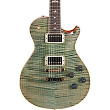 PRS McCarty SingleCut 594 with Pattern Vintage Neck, 10 Top Electric Guitar Trampas Green