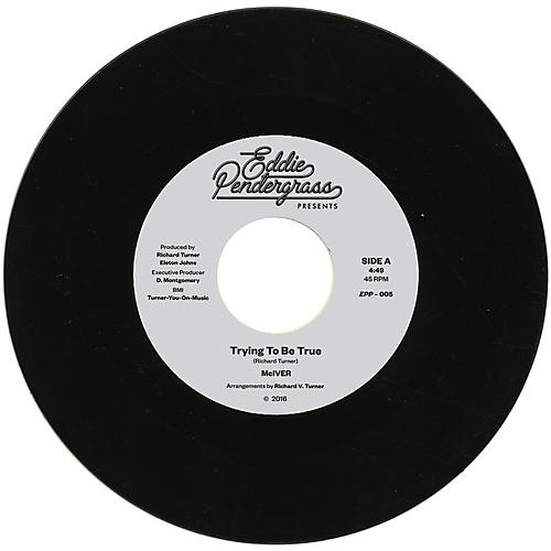 Alliance McIVER - Trying To Be True / Looking In The Eyes Of Love