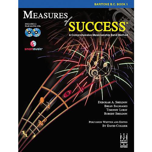 FJH Music Measures of Success Baritone B.C. Book 1