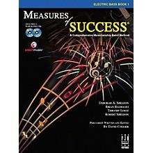 FJH Music Measures of Success Electric Bass Book 1