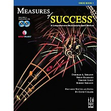 FJH Music Measures of Success Oboe Book 1