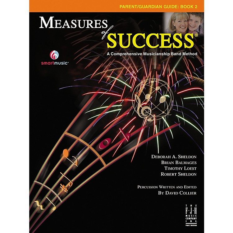 FJH Music Measures of Success Parent/Guardian Guide Book 1