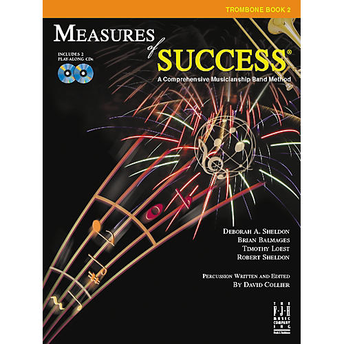 FJH Music Measures of Success Trombone Book 2-thumbnail