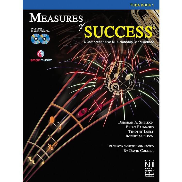 FJH MusicMeasures of Success Tuba Book 1