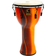 Toca Mechanically Tuned Djembe with Extended Rim 12 in. Fiesta