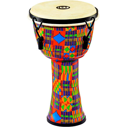 Meinl Mechanically Tuned Djembe with Synthetic Shell and Goat Skin Head-thumbnail