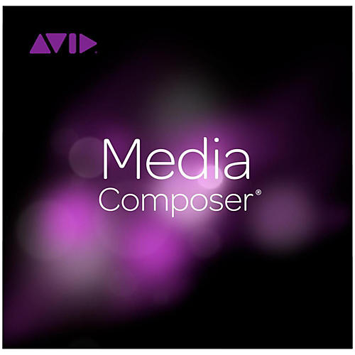 Avid Media Composer 7.0 with Software Licensing for Windows and Mac
