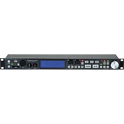 American Audio Media Operator USB & SD Card Player-thumbnail