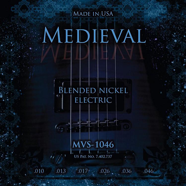 Kerly MusicMedieval Blended Nickel Medium Electric Guitar Strings