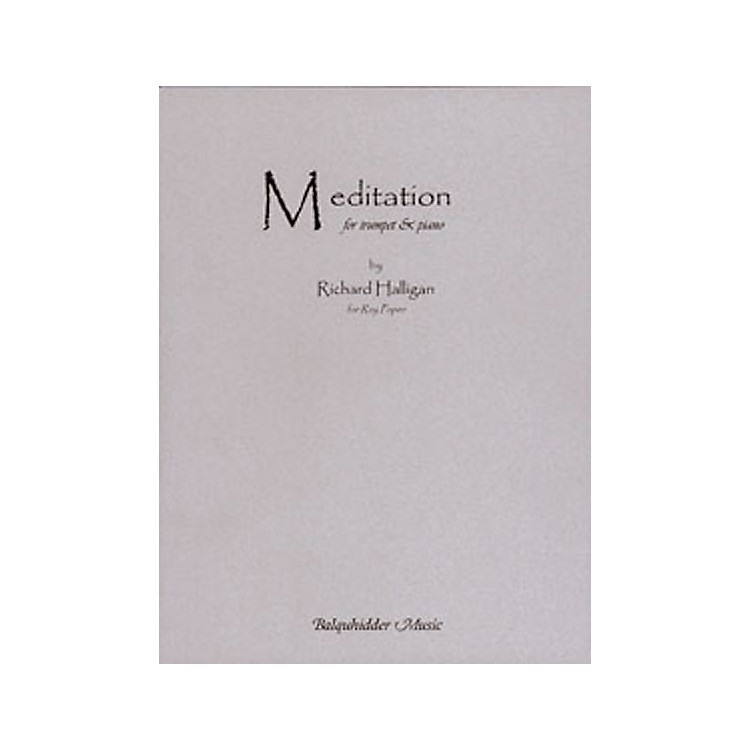 Carl Fischer Meditation Book