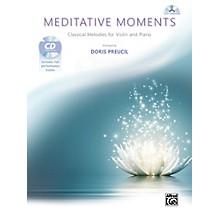 Suzuki Meditative Moments Book & CD Intermediate