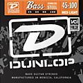 DunlopMedium Light Stainless Steel Bass Strings