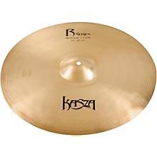 Kasza Cymbals Medium Rock Crash Cymbal 19 in.