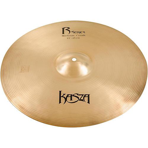 Kasza Cymbals Medium Rock Crash Cymbal