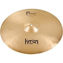 Kasza Cymbals Medium Rock Crash Cymbal 20 in.