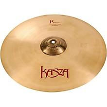 Kasza Cymbals Medium Thin Rock Crash Cymbal 20 in.
