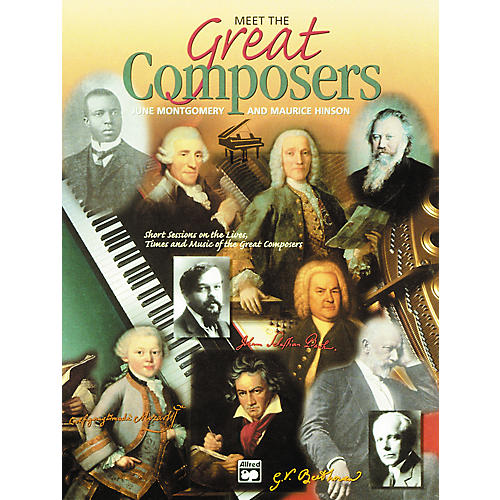 Alfred Meet the Composers 1 Activity Sheets