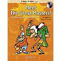 Curnow Music Meet the Great Masters! (F/Eb Horn - Grade 1-2) Concert Band Level 1-2-thumbnail
