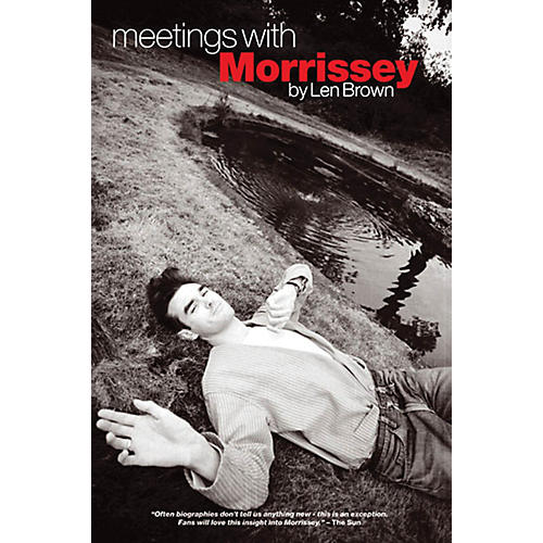 Omnibus Meetings with Morrissey Omnibus Press Series Softcover-thumbnail