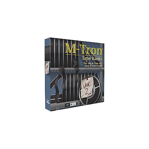 GForce Mega/M-Tron Tape Banks 2
