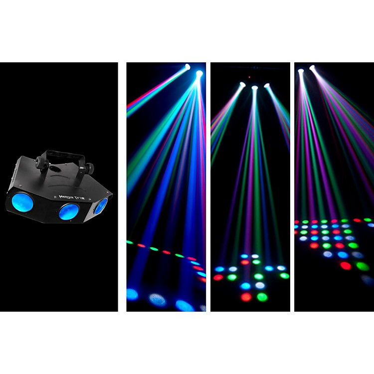 ChauvetMega Trix DMX Effect Light