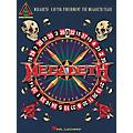 Hal Leonard Megadeth - Capitol Punishment The Megadeth Years Guitar Tab Book  Thumbnail
