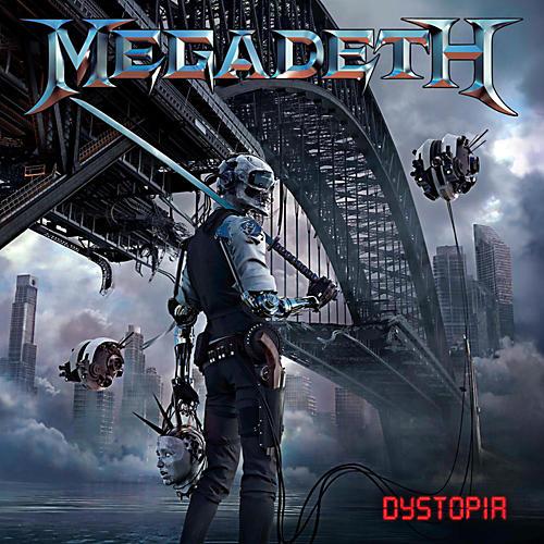 Universal Music Group Megadeth - Dystopia [CD]-thumbnail